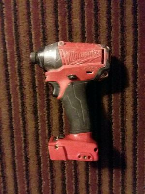 Milwaukee Brushless Impact Drill for Sale in Carlsbad, CA