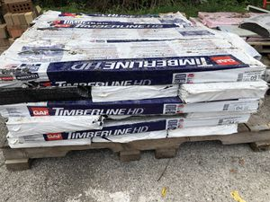 6 squares of gaf timberline hd birchwood for Sale in Knoxville, TN