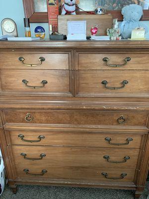 Antique Oka dresser for Sale in Denver, CO