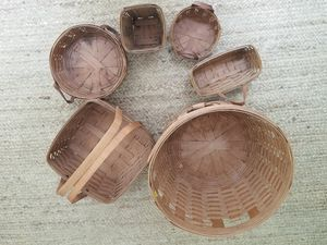 Longaberger Baskets for Sale in Winter Springs, FL