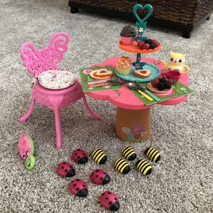 American Girl Doll WellieWishers Tea Playset for Sale in Irvine, CA