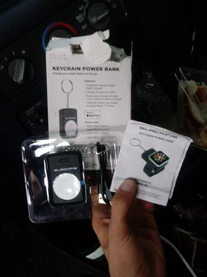 Apple watch keychain charger for Sale in Dallas, TX