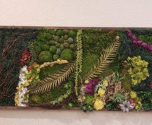 Custom Moss Wall Art Made To Order for Sale in Hayward,  CA