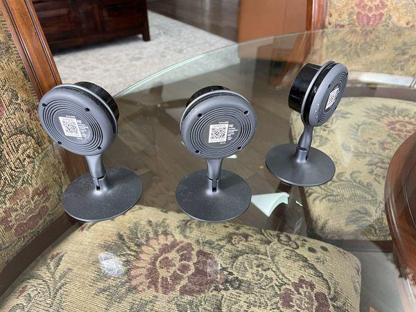 3 Nest Cams - Indoor Security