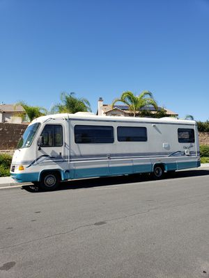 1995 Rexhall RexAir Motorhome, Runs both roof ACs at a time for Sale in Temecula, CA