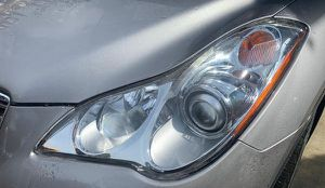 2008 2009 2010 2011 2012 INFINITI EX35 LEFT DRIVER SIDE HALOGEN HEADLIGHT for Sale in Fort Lauderdale, FL