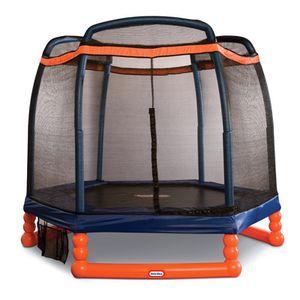 Little tikes 7' indoor/outdoor trampoline for Sale in Kalamazoo, MI