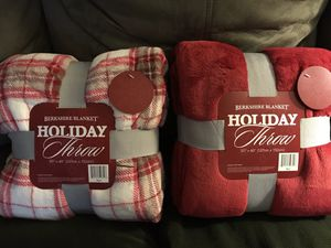 Holiday Throw Blankets for Sale in Colesville, MD