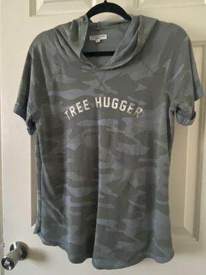 Tree Hugger Camo Shirt for Sale in Salt Lake City, UT