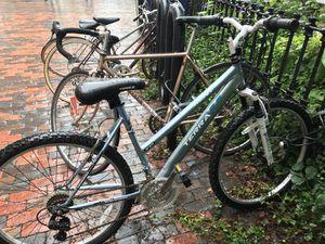 Terra bike + basket + lock for Sale in Boston, MA