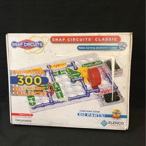 Snap Circuits Classic SC -300 for Sale in Irvine, CA