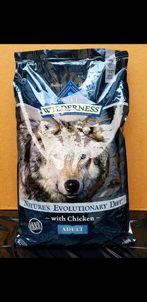 Blue Buffalo Adult Dog Food for Sale in Grand Prairie, TX