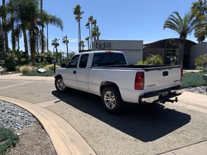 Clean 2003 Chevy Silverado LS 1500 Ext Cab. Fully serviced for Sale in San Diego, CA