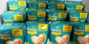 Pampers Swaddles NB-1 for Sale in Canal Winchester, OH