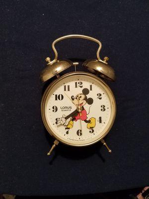 Vintage Disney clock for Sale in Lake Grove, OR
