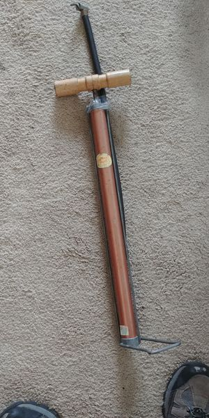 ANTIQUE TIRE PUMP for Sale in Kent, WA