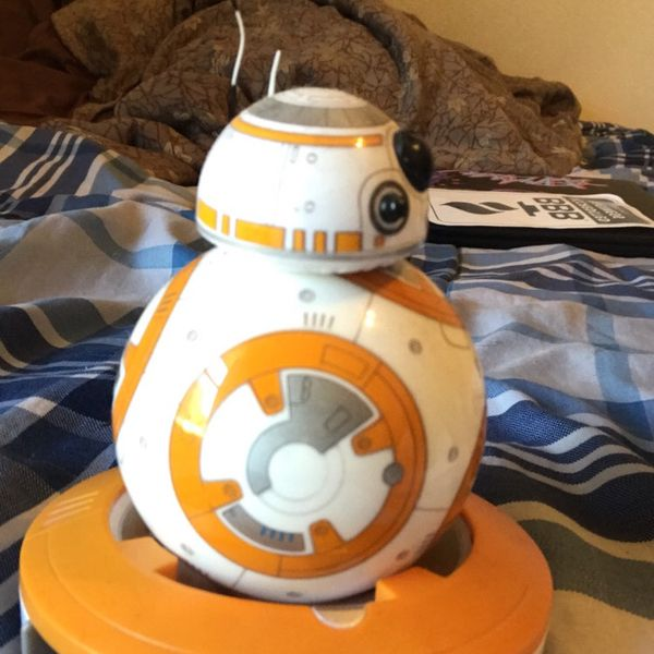 StarWars Bb8 App Controlled Droid
