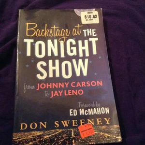 Backstage @ The Tonight Show for Sale in US