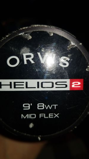 Orvis fishing rod for Sale in Linden, NJ