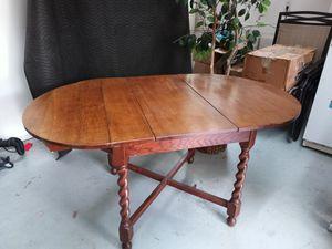Antique table for Sale in Norfolk, VA