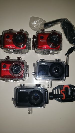 5 Go Pro Cameras for Sale in Osprey, FL