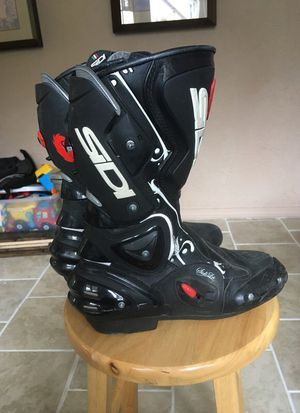 Sidi Woman Sz 8 Racing Boots for Sale in Beckley, WV