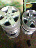5 Jeep 17 inch factory rims for Sale in Jacksonville, FL