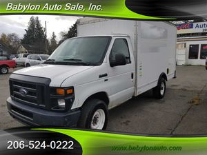 2012 Ford Econoline Commercial Cutaway for Sale in Seattle, WA
