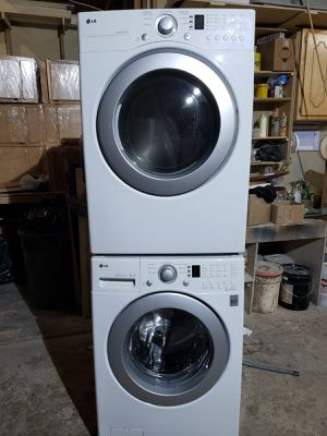 LG washer and electric dryer set for Sale in The Bronx, NY