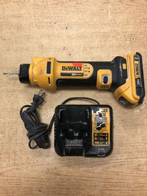 DEWALT DCS551B 20V Max Drywall Cut-Out Tool .... for Sale in Baltimore, MD