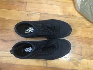 Triple Black Vans for Sale in Queens, NY