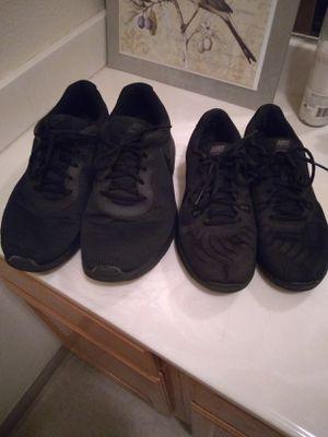 Nike shoes men's size 12 & women's size 9 for Sale in Brawley, CA