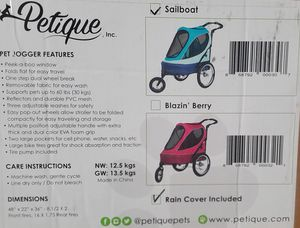 PET Jogger for Sale in San Marcos, CA
