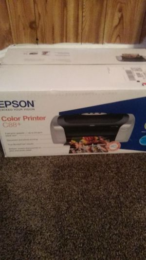 Epson c88+ printer for Sale in Carbondale, PA
