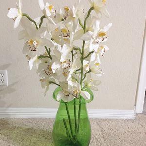 Glass Vase for Sale in Fullerton, CA