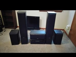 Infinity Primus Speaker System for Sale in Chesapeake, VA