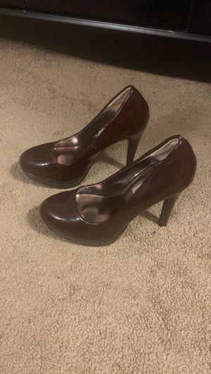 Steve Madden Burgundy Size 7 Heels for Sale in Hyattsville, MD