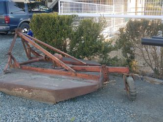 Grass Cutter Attachment For Tractor for Sale in Chino Hills,  CA