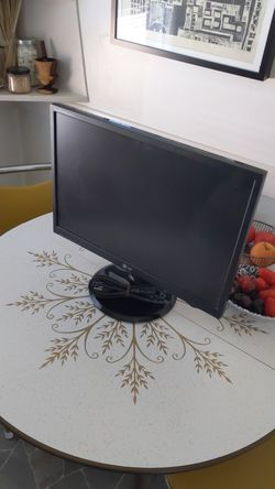 """LG 22"""" Monitor Model l226wtq-bf for Sale in Vancouver,  WA"""