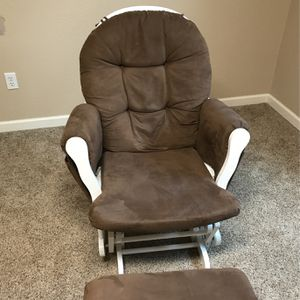 Rocking Chair and Stool for Sale in Arvada, CO