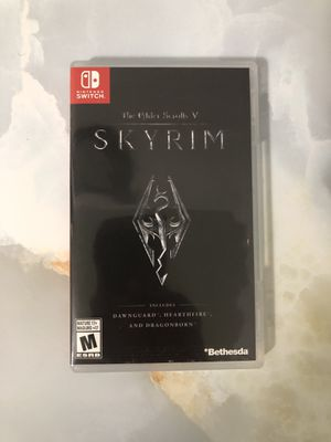The Elder Scrolls V: Skyrim - Nintendo Switch for Sale in Madison, IL