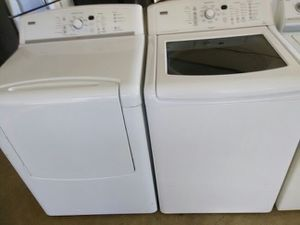 Kenmore oasis washer and dryer set for Sale in St. Louis, MO
