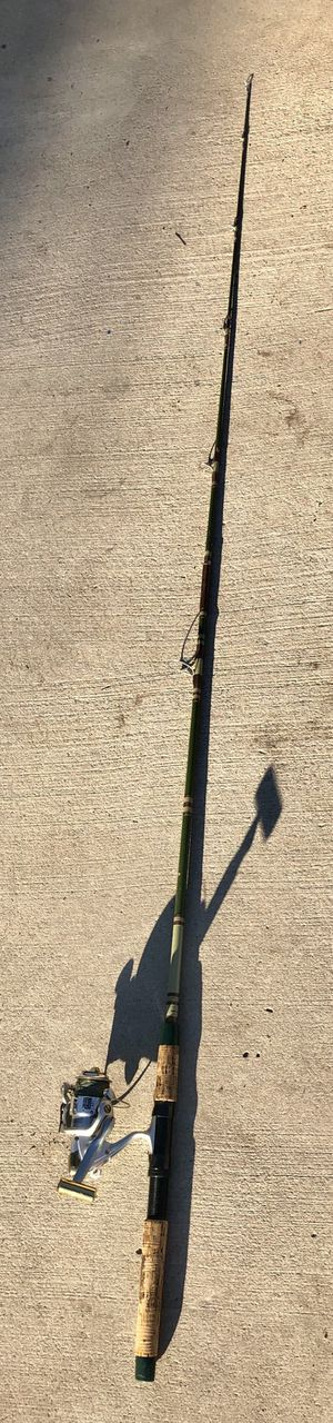 Fishing pole complete roddy by penn for Sale in San Bernardino, CA