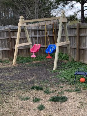 Swing set for Sale in Holly Springs, NC