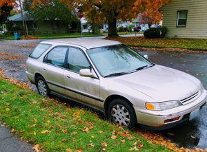 95 Honda Accord Wagon for Sale in Vancouver, WA