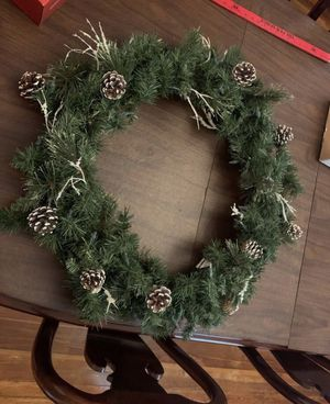 Large Christmas Wreath for Sale in Sanford, FL