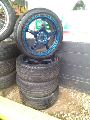 Subaru wheels for Sale in Portland, OR