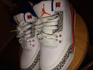 "Air jordan Retro ""Knicks"" 3 for Sale in Virginia Beach, VA"