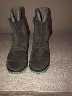 Little girls sorrel boots for Sale in Arden, NC
