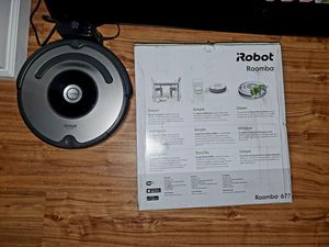 Irobot 677 vacuum cleaner for Sale in Scotchtown, NY